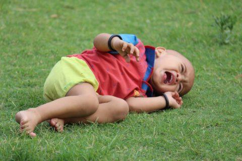 Enfant agressif : la colère ou la tristesse peuvent en être la cause
