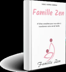 Cadeau de bienvenue Famille Zen